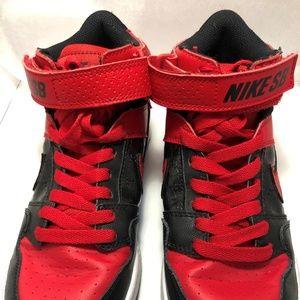 Nike Youth Morgan Mid 2 JR Skate Shoes Size 4Y